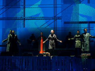 Концерт Кориолан в Львове - 8