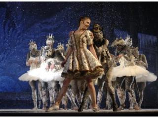 спектакль «Киев.модерн-балет» Раду Поклитару спектакль «Щелкунчик» в Харькове - 4