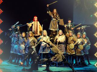 Концерт Грузинский национальный ансамбль «Кутаиси» в Северодонецке - 2
