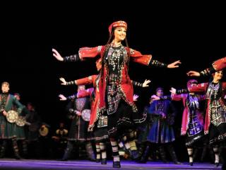 Концерт Кутаиси. Грузинский ансамбль песни и танца в Северодонецке - 2