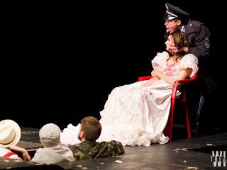 спектакль Вий2.0 (Дикий театр) в Одессе - 5