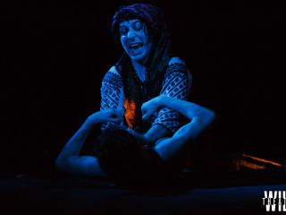 спектакль Вий2.0 (Дикий театр) в Одессе - 7