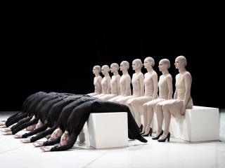 спектакль Денис Матвиенко и труппа проекта THE GREAT GATSBY в Львове - 3