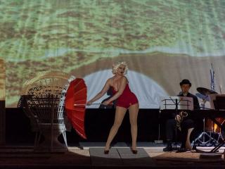спектакль Мерилин Монро: триумф и агония в Сумах - 2