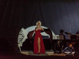 спектакль Мерилин Монро: триумф и агония в Сумах - 4