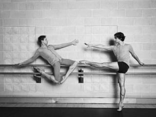 спектакль Балет Men in Motion в Киеве - 2