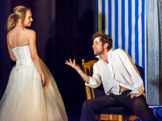 спектакль Безумная свадьба в Одессе - 4