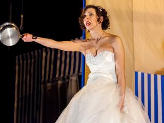 спектакль Безумная свадьба в Одессе - 2