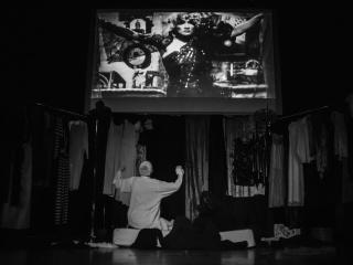 спектакль Кино и Немки в Харькове - 3