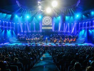 Концерт Les meilleures chansons de NOTRE DAME de PARIS / Нотр-Дам де Пари в Хмельницком - 5