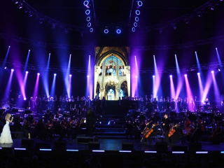 Концерт Les meilleures chansons de NOTRE DAME de PARIS / Нотр-Дам де Пари в Хмельницком - 6