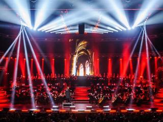 Концерт Les meilleures chansons de NOTRE DAME de PARIS / Нотр-Дам де Пари в Хмельницком - 4