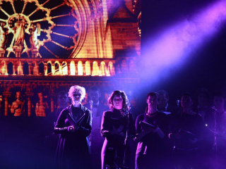 Концерт Les meilleures chansons de NOTRE DAME de PARIS / Нотр-Дам де Пари в Хмельницком - 2