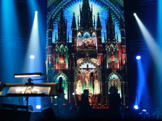 Концерт Les meilleures chansons de NOTRE DAME de PARIS / Нотр-Дам де Пари в Хмельницком - 7