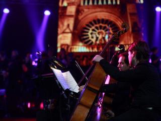 Концерт Les meilleures chansons de NOTRE DAME de PARIS / Нотр-Дам де Пари в Запорожье - 8