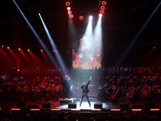 Концерт Les meilleures chansons de NOTRE DAME de PARIS / Нотр-Дам де Пари в Хмельницком - 11