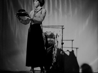 theatre performance The woman in a lens! (Teatr Obraz) in Kyiv - 2