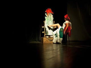 theatre performance The woman in a lens! (Teatr Obraz) in Kyiv - 7