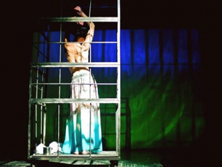 theatre performance The woman in a lens! (Teatr Obraz) in Kyiv - 3