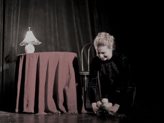 theatre performance The woman in a lens! (Teatr Obraz) in Kyiv - 4