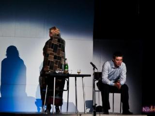 спектакль Человек, который платит в Кривом Роге - 4