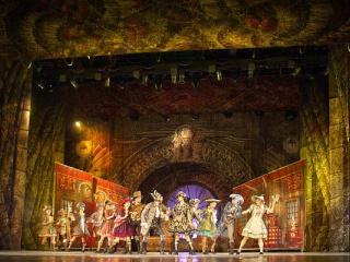 спектакль «Киев.модерн-балет» Раду Поклитару спектакль «Щелкунчик» в Харькове - 2