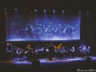 Концерт SoundTrack Hits в исполнении оркестра в Луцке - 6