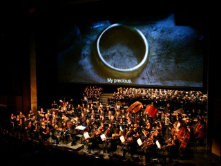 Концерт SoundTrack Hits в исполнении оркестра в Луцке - 2
