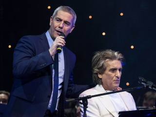 Концерт Алессандро Сафина в Полтаве - 14