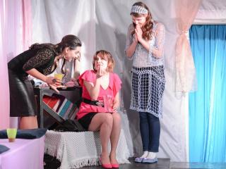 спектакль Я люблю своих подруг... в Киеве - 3