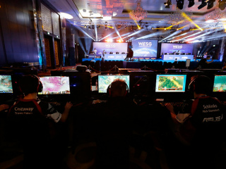 фестиваль Чемпионат мира по компьютерным играм. WESG. Финальный этап Европа и СНГ в Киеве - 13