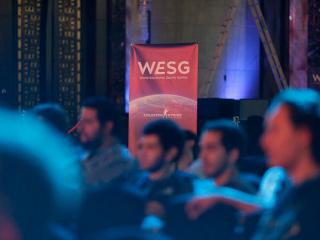 фестиваль Чемпионат мира по компьютерным играм. WESG. Финальный этап Европа и СНГ в Киеве - 6