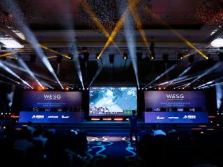 фестиваль Чемпионат мира по компьютерным играм. WESG. Финальный этап Европа и СНГ в Киеве - 9