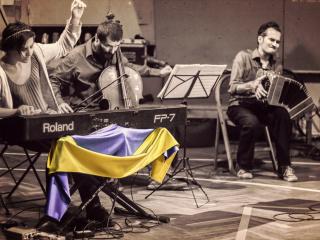 Концерт Вечер аргентинского танго в Харькове - 2