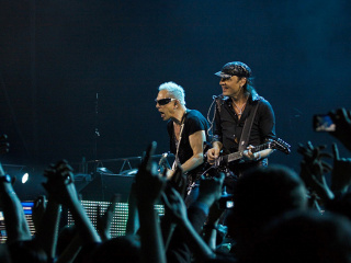 Концерт Scorpions в Киеве - 9