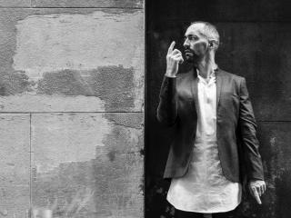 Концерт Theo Bleckmann «Elegy» (USA/ECM) в Киеве - 6