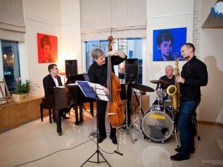 Концерт 23/2 проект «Спиванки», (Украина) / проект Макса Гладецкого и Юрия Шепеты (Украина) в Виннице - 9
