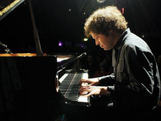 Концерт 24/3 Дерек Браун, ( США) / трио Клеменса Орта (Германия - Швейцария) в Виннице - 2