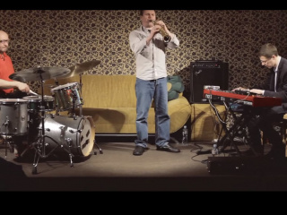 Концерт 24/2 трио «Infiltrators», (Литва) / трио Никколо Фараччи (Италия) в Виннице - 4