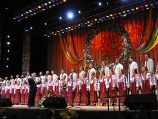 Концерт Хор им. Г.Веревки в Мариуполе - 6