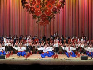 Концерт Хор им. Г.Веревки в Мариуполе - 2