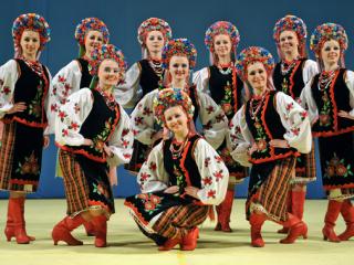 Концерт Хор им. Г.Веревки в Запорожье - 4