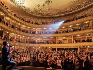 Концерт Музичний проект Святослава Вакарчука «Вночі» в Одессе - 4