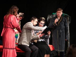 спектакль Ремонт или реставрация чувств в Одессе - 8
