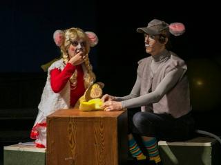 спектакль Семейный мюзикл «Mouse Street» в Днепре (в Днепропетровске) - 5