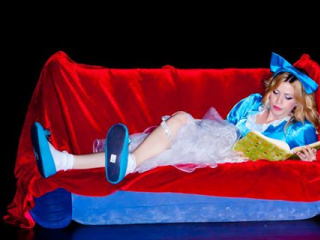 спектакль Невероятные приключения Алисы в Днепре (в Днепропетровске) - 8