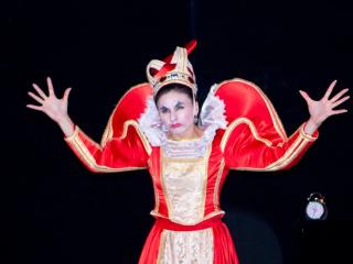 спектакль Невероятные приключения Алисы в Днепре (в Днепропетровске) - 9