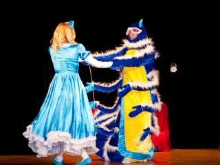 спектакль Невероятные приключения Алисы в Днепре (в Днепропетровске) - 11