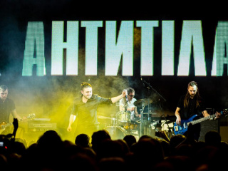 Концерт АнтителА в Одессе - 12