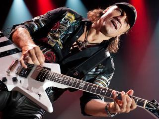 Концерт Scorpions в Киеве - 2